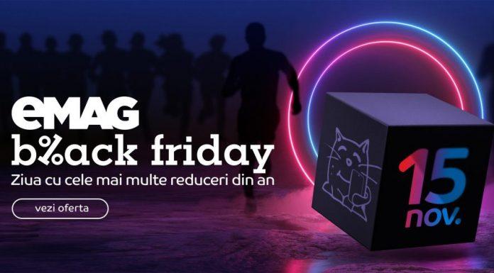 Oferta eMAG Black Friday 2019