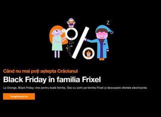Orange Black Friday 2019