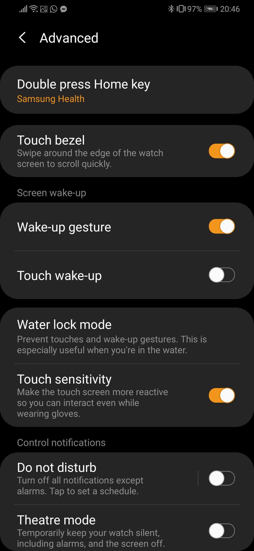Samsung Galaxy Watch Active 2 Review Romana si Pareri - Screenshot 1