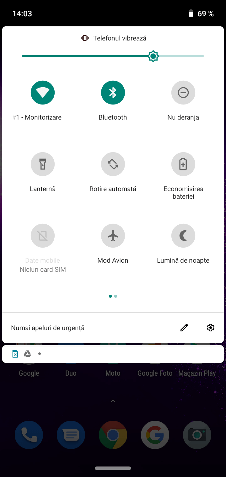 Motorola One Macro Review Romana si Pareri - Screenshot 1