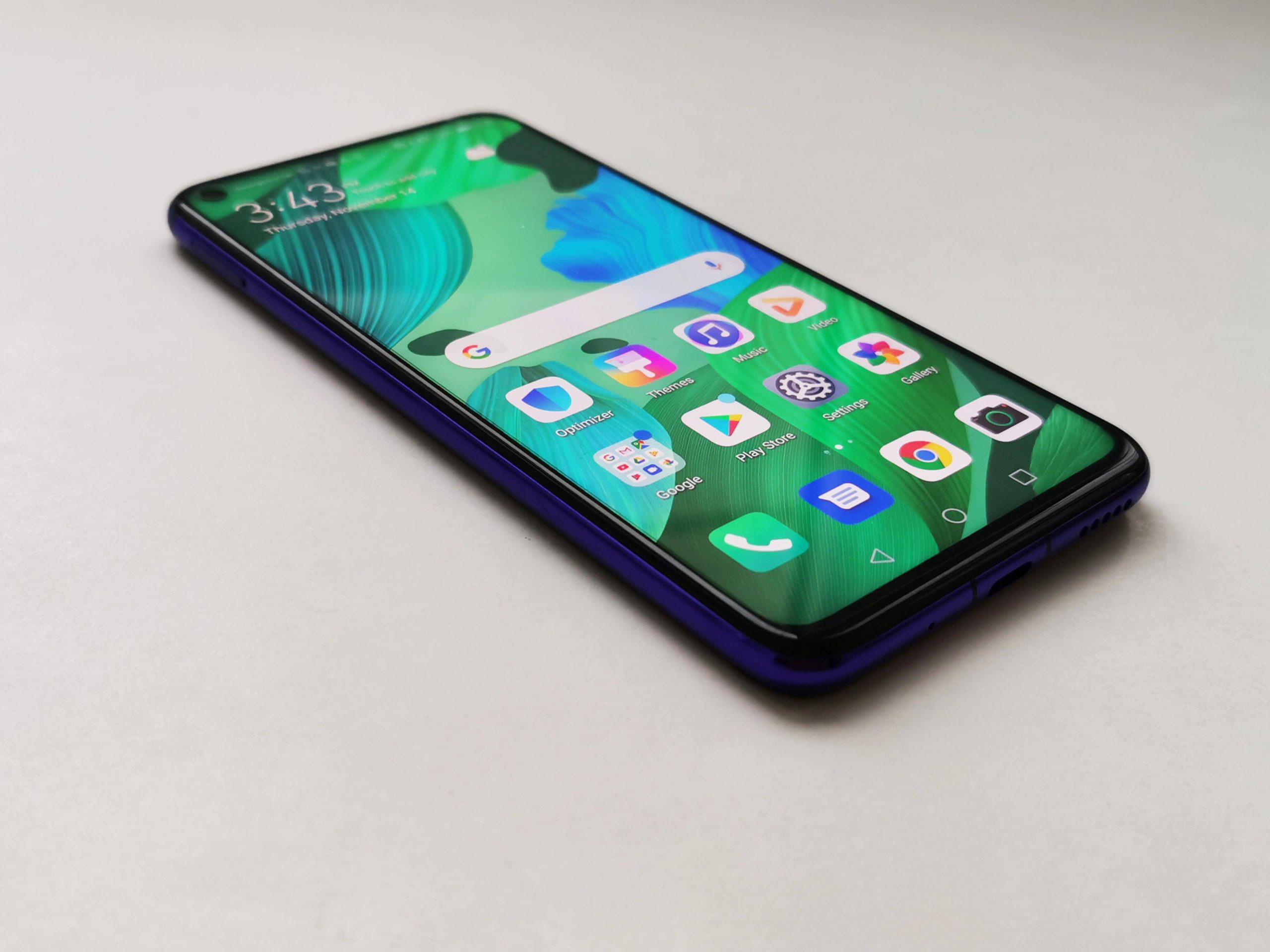 Huawei Nova 5T Review Romana si Pareri - 4