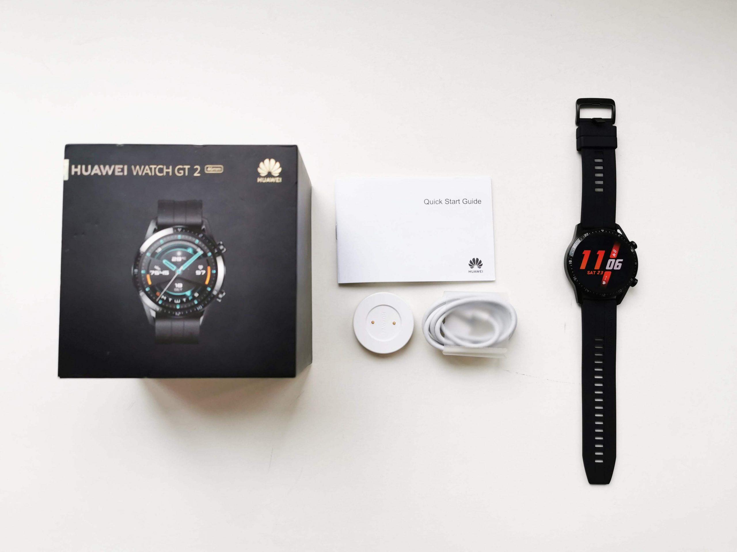 Huawei Watch GT 2 Review Romana si Pareri - 7
