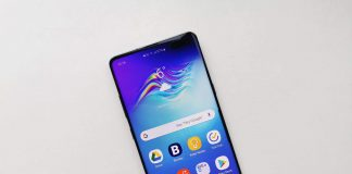 Samsung Galaxy S10 5G hands-on review romana si pareri