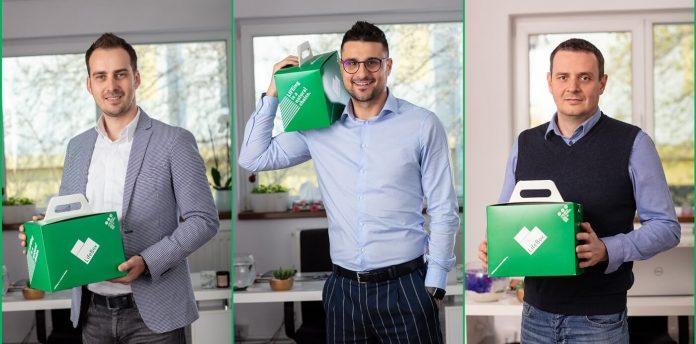 LifeBox va dona 8.000 de meniuri in spitale, prin MagicHELP