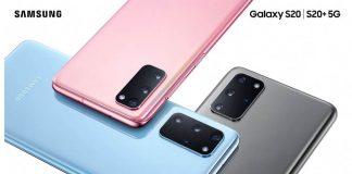 Samsung Galaxy S20 si Galaxy S20 Plus Detalii si Specificatii