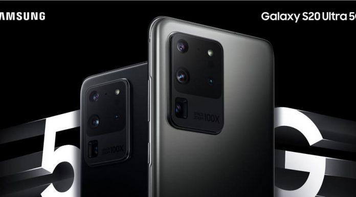Samsunsg Galaxy S20 Ultra 5G