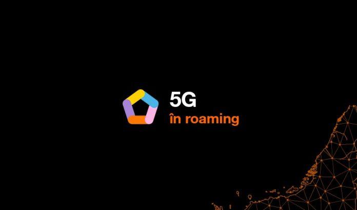 Orange Romania 5G Roaming