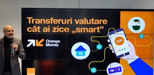 Orange Money primește funcția de transferuri valutare