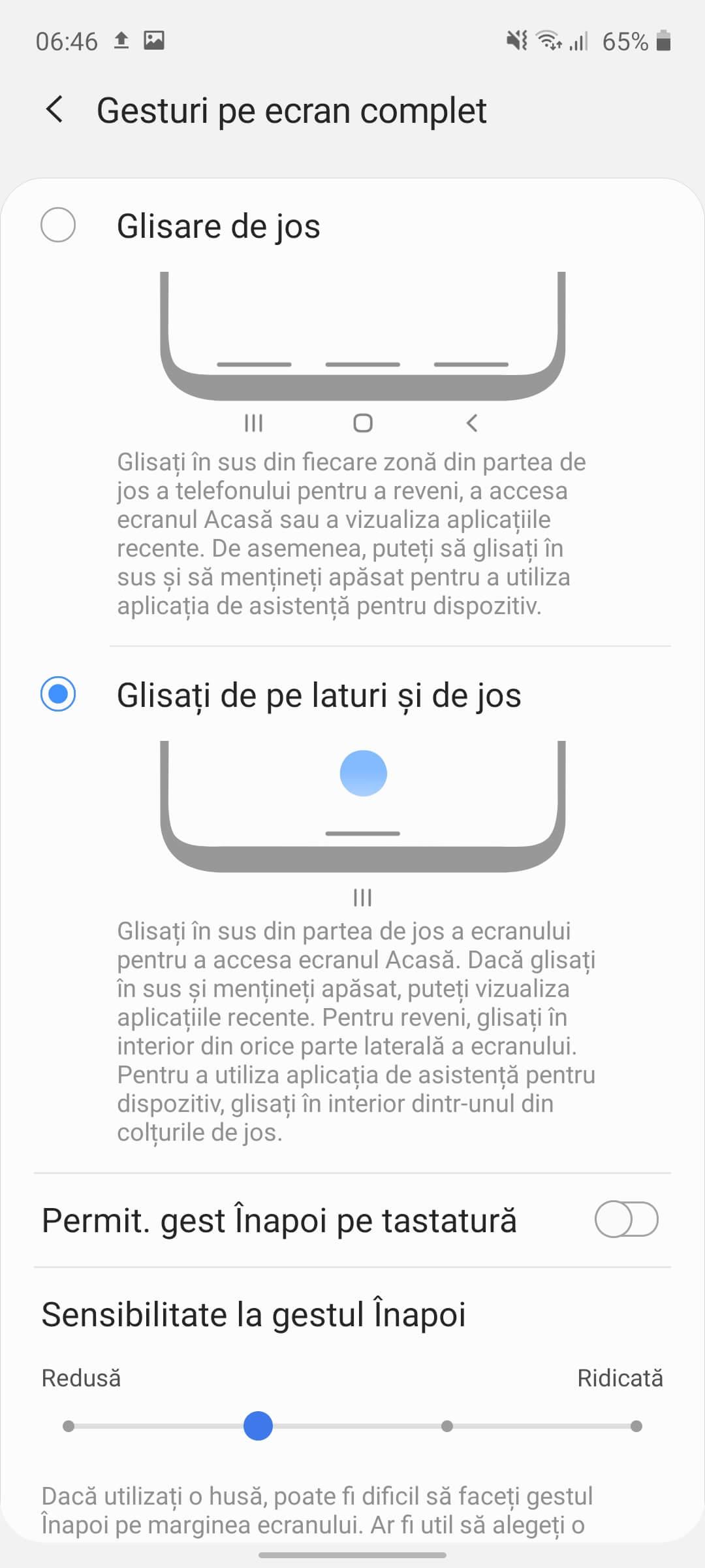Samsung Galaxy A51 Review Romana si Pareri - Screenshot 5