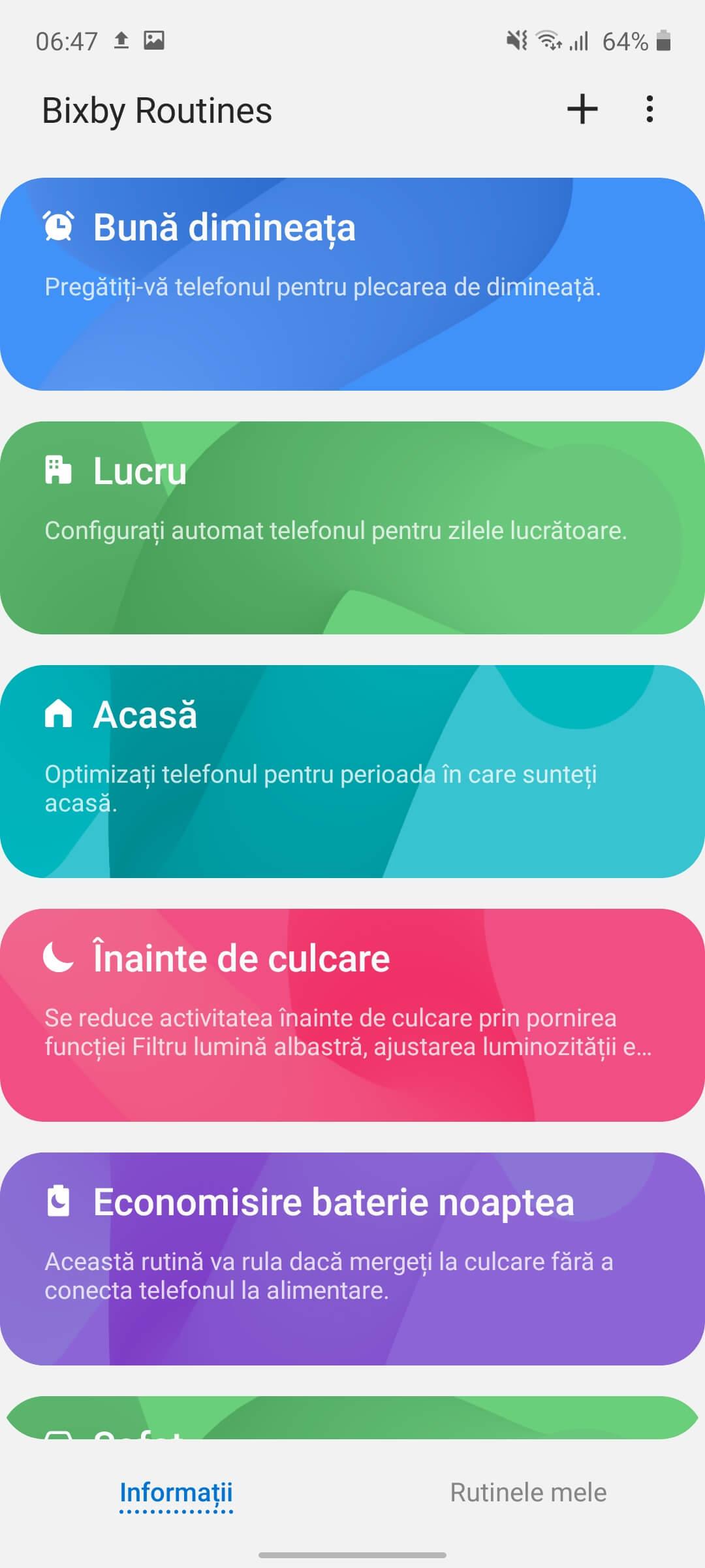 Samsung Galaxy A51 Review Romana si Pareri - Screenshot 4