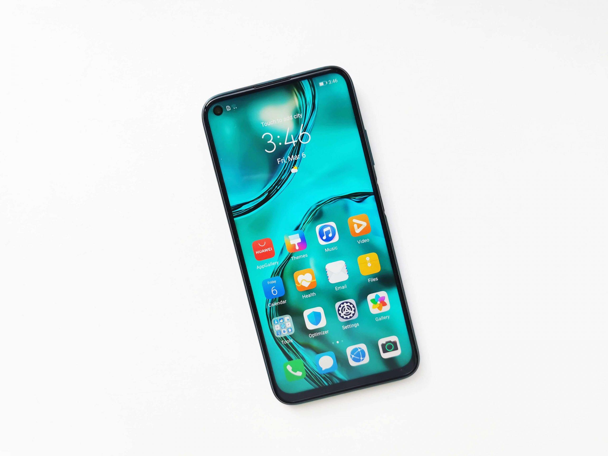 Huawei P40 Lite Review Romana si Pareri - 1