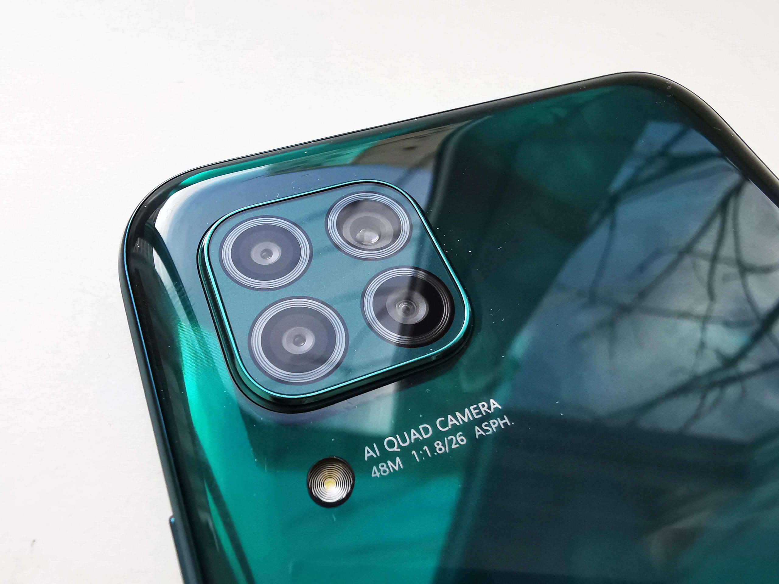 Huawei P40 Lite Review Romana si Pareri - 6