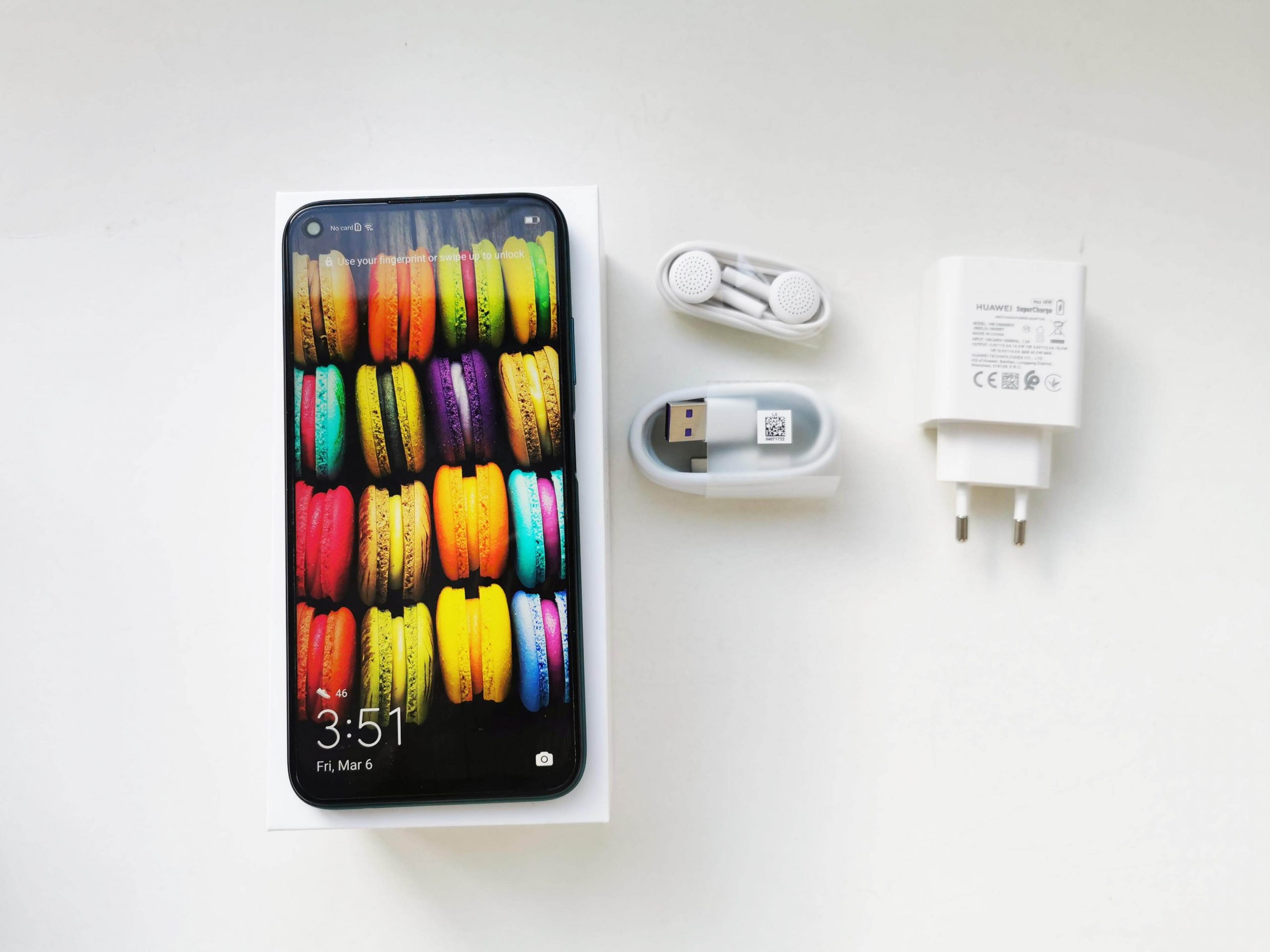 Huawei P40 Lite Review Romana si Pareri - 2