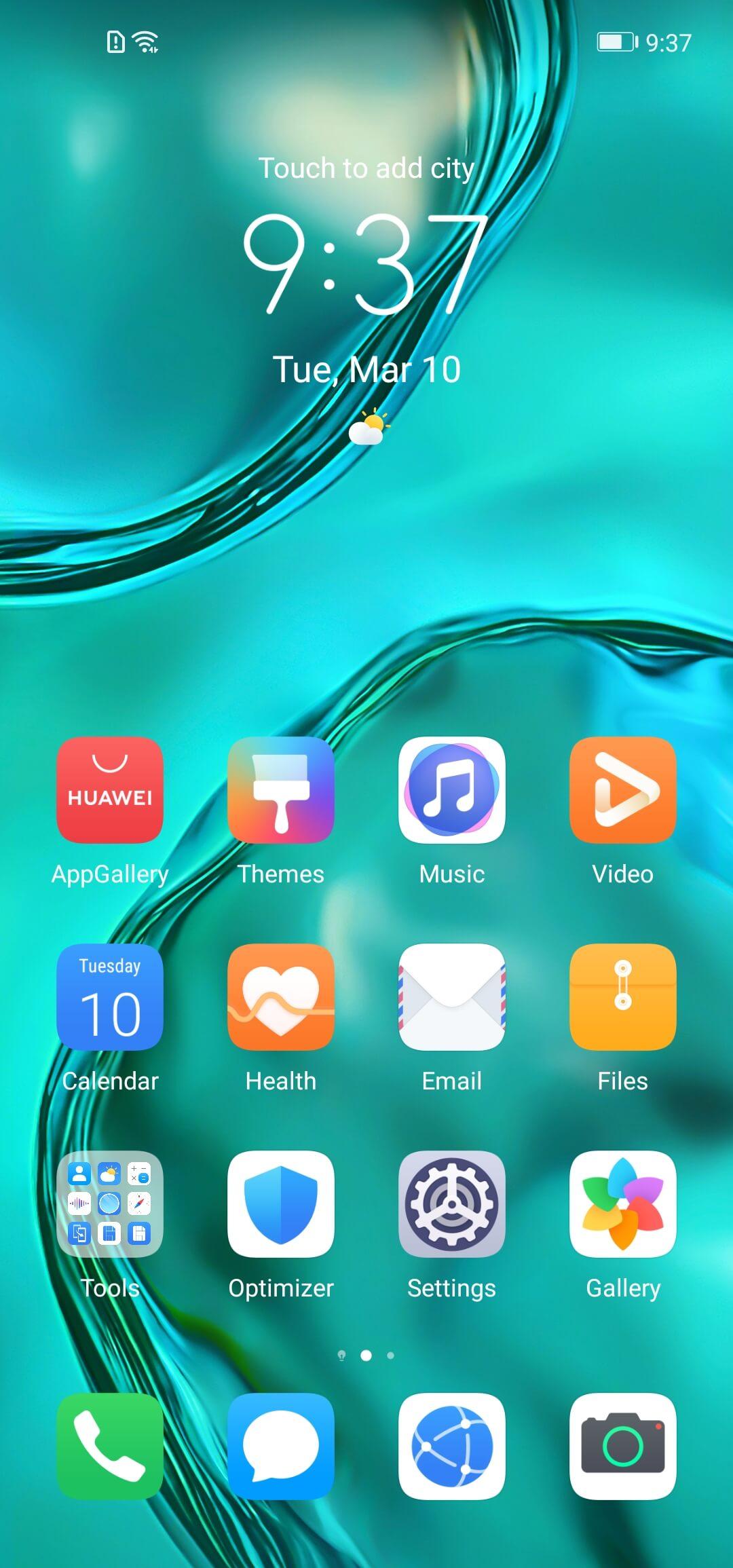 Huawei P40 Lite Review Romana si Pareri - Screenshot 5
