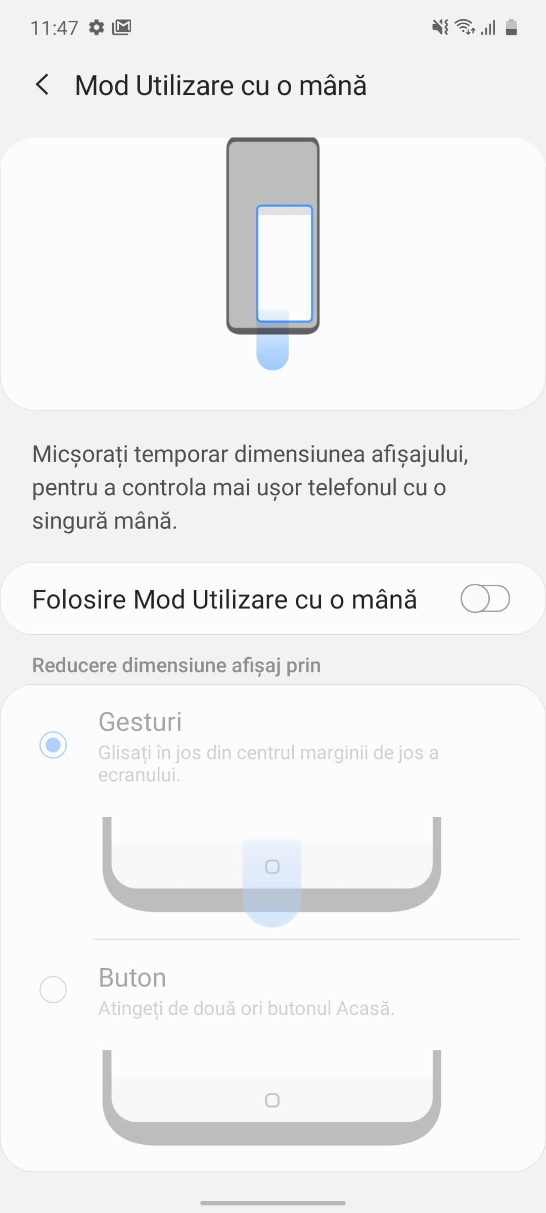 Samsung Galaxy S10 lite Review romana si Pareri - Screenshot 7