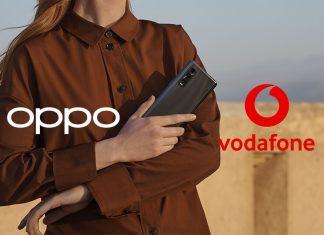 OPPO - Vodafone parteneriat