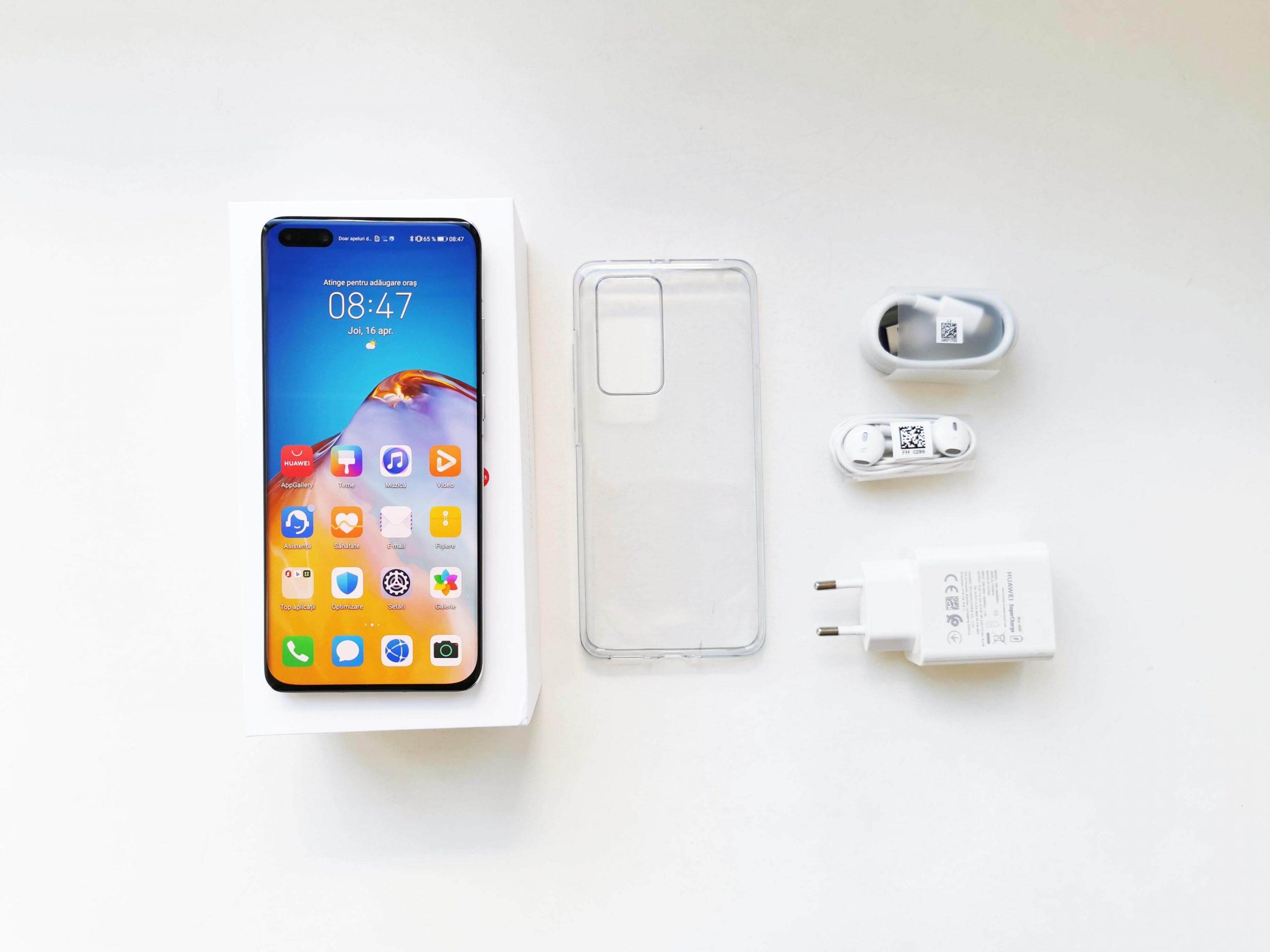 Huawei P40 Pro Review Romana si Pareri - Foto 1