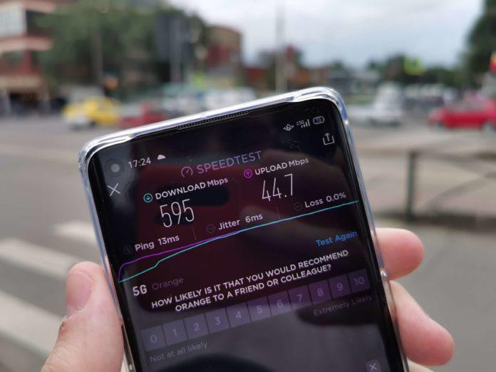 Cum se descurca un OPPO Reno 3 Pro cu tehnologia 5G