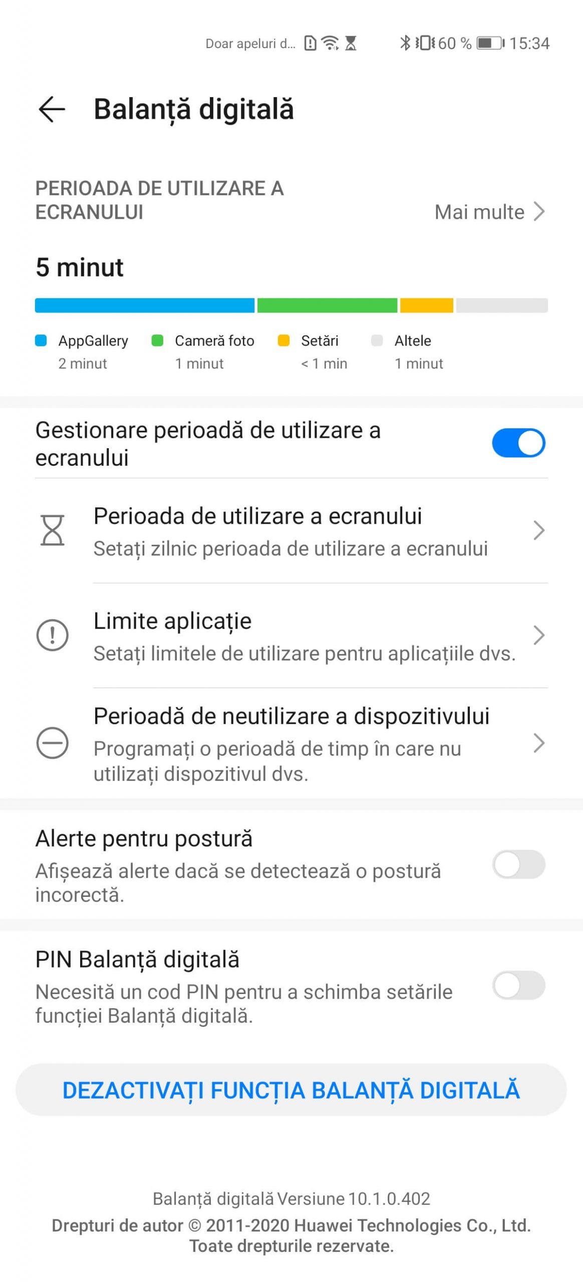 Huawei P40 Pro Review Romana si Pareri - Screenshot 6