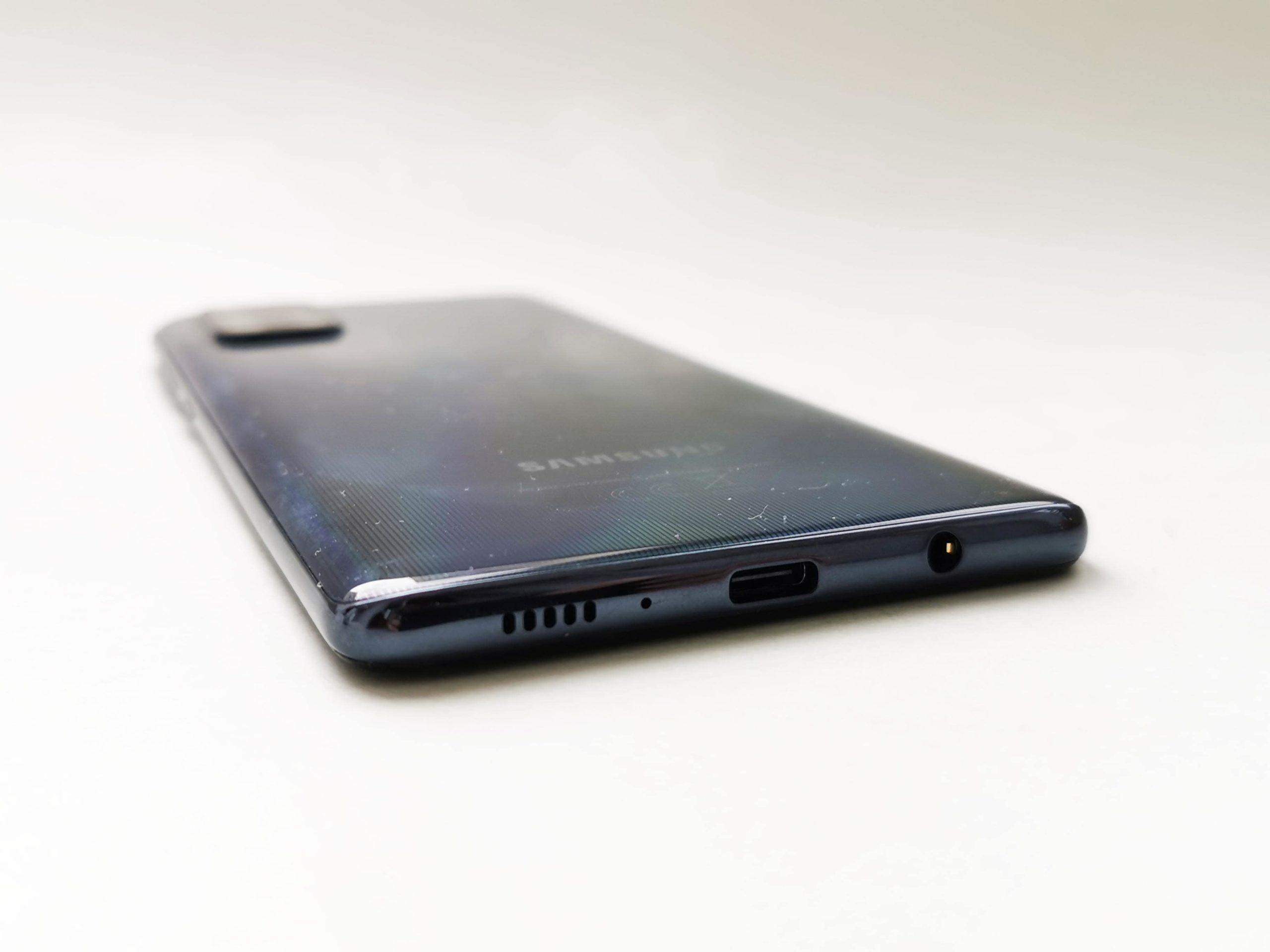 Samsung Galaxy A71 Review Romana si Pareri - 2
