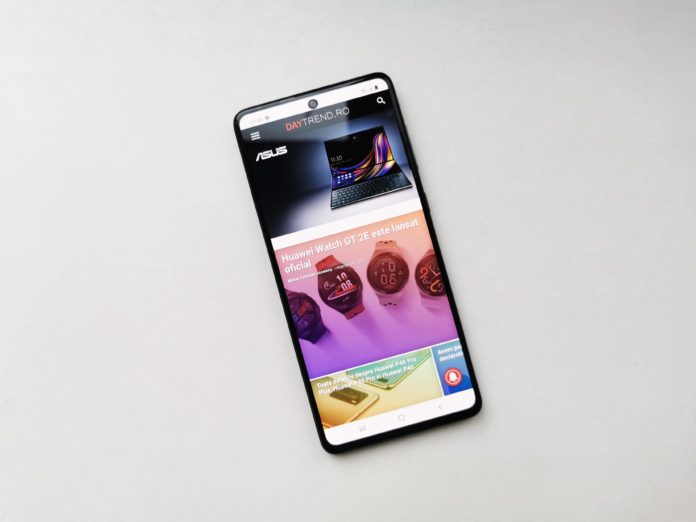 Samsung Galaxy A71 Review Romana si Pareri