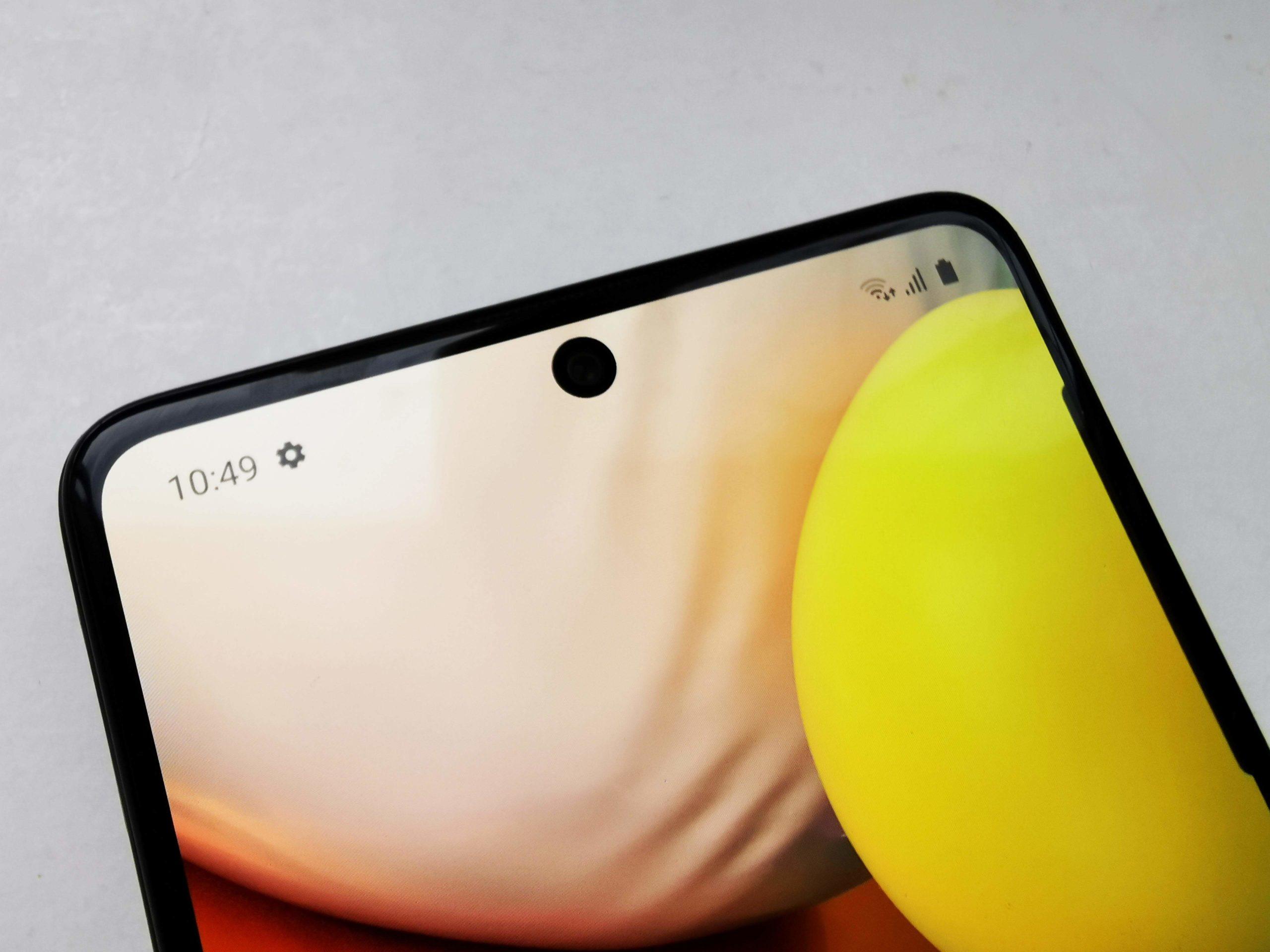 Samsung Galaxy A71 Review Romana si Pareri - 7