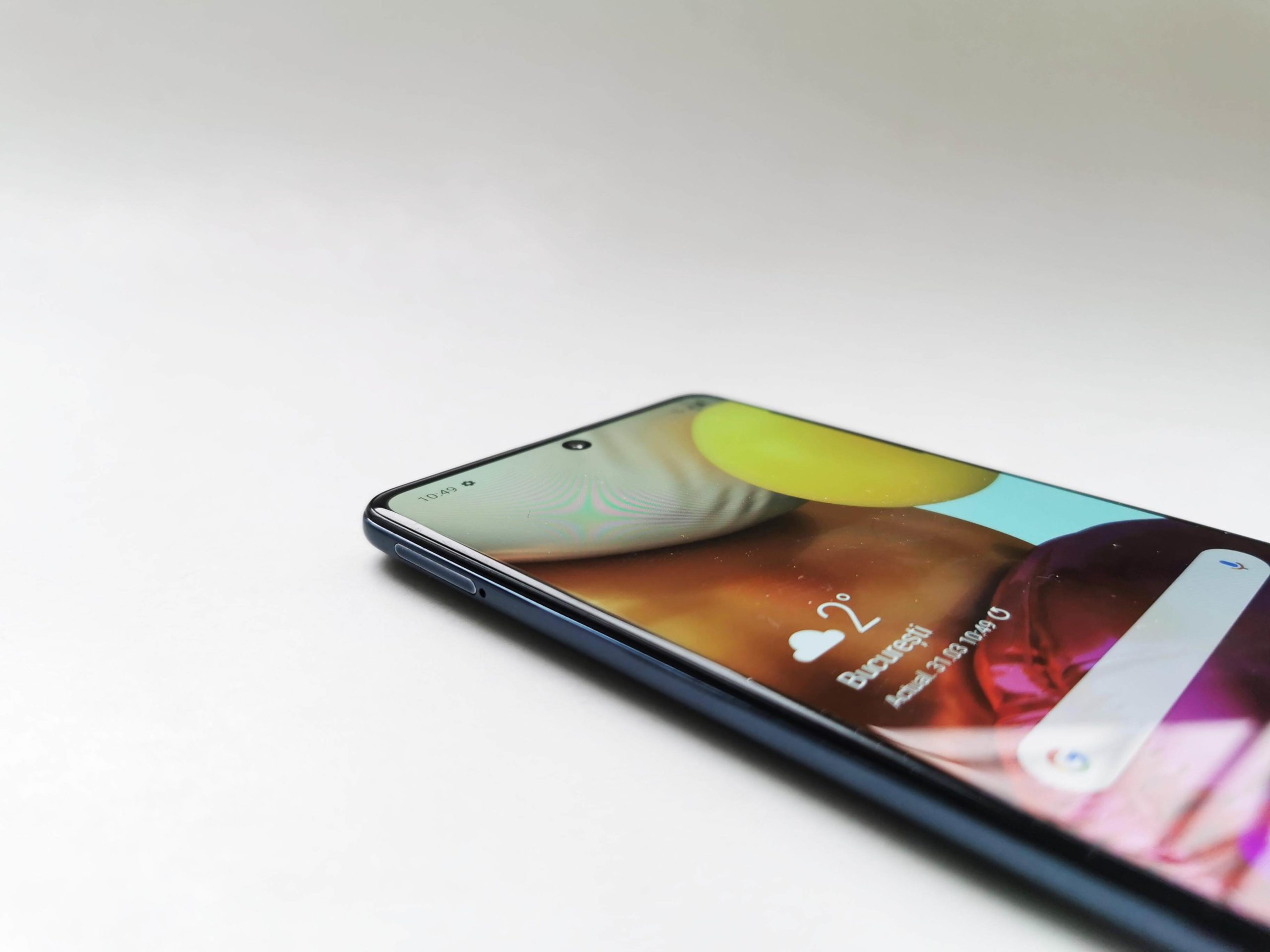 Samsung Galaxy A71 Review Romana si Pareri - 10