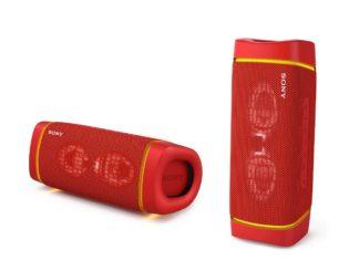 Sony lanseaza noile boxe portabile SRS-XB43, SRS-XB33 și SRS-XB23