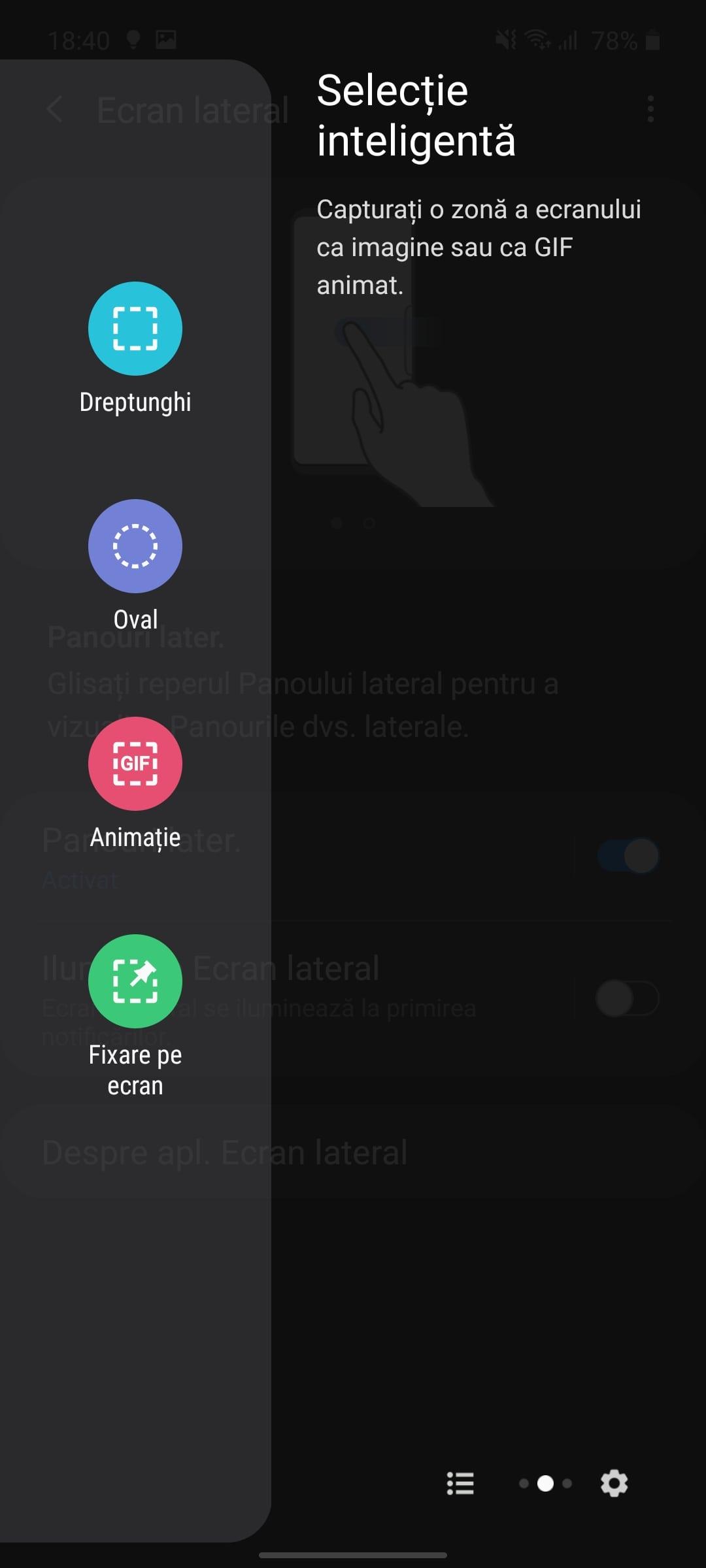 Samsung Galaxy A71 Review Romana si Pareri  - Software 3