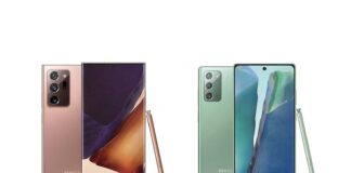 Samsung Galaxy Note20 si Note20 Ultra sunt lansate oficial