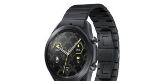 Samsung lansează Galaxy Watch3 in varianta Titanium