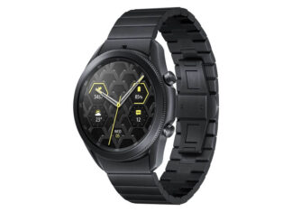 Samsung lansează Galaxy Watch3 in varianta Titanium