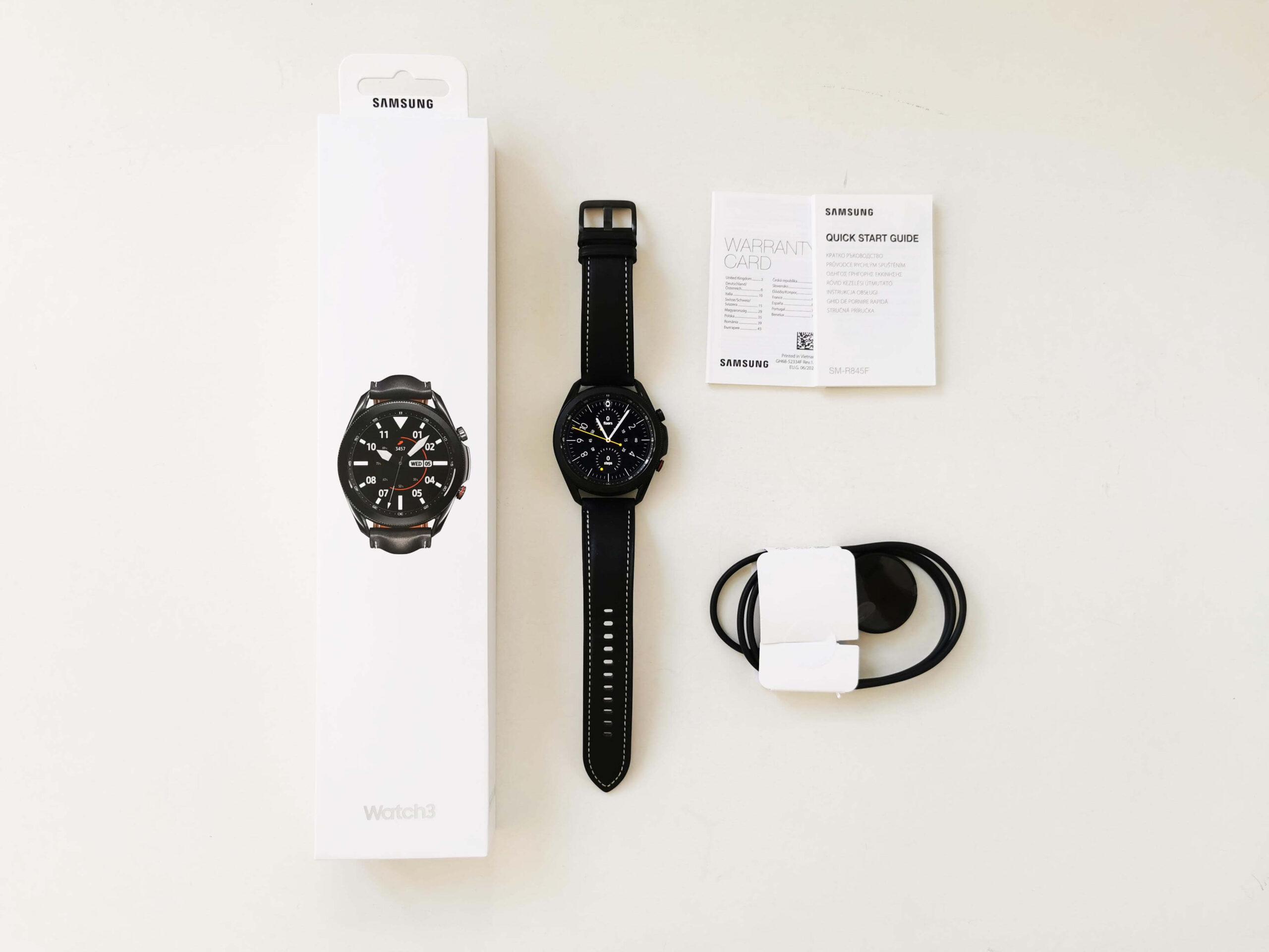 Samsung Galaxy Watch3 Review Romana si Pareri - 5