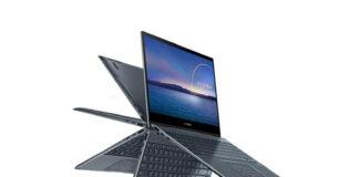 ASUS ZenBook Flip 13 UX363 este disponibil în România!