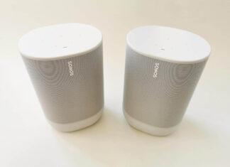 Sonos Move Lunar White - 6