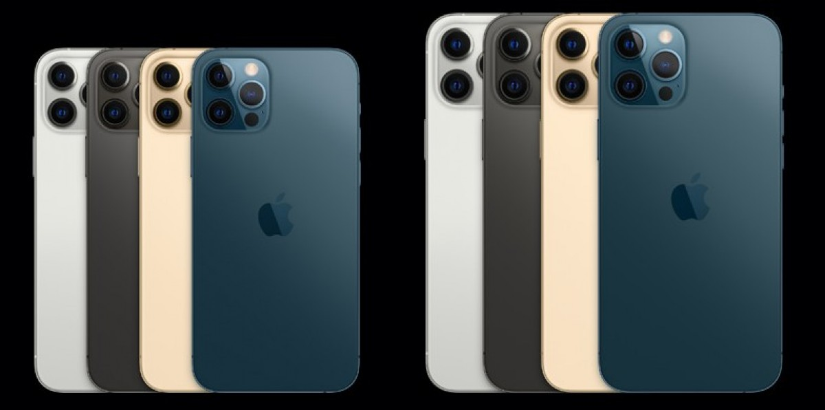 iphone 12 pro si iphone 12 pro max - 1