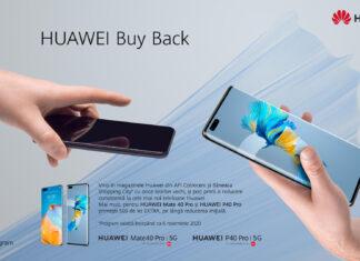 Huawei lanseaza programul Buy Back din Romania!