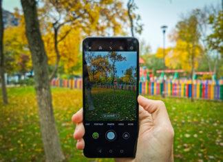 Cum sa faci poze smart cu Huawei P Smart 2021