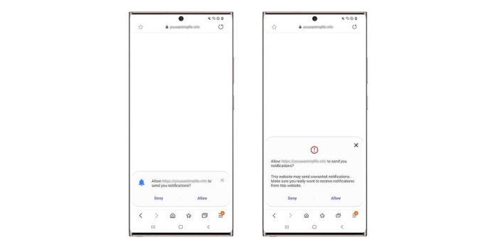 Browser-ul Samsung Internet ajunge la versiunea 13.0