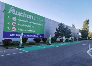 Cum funcționează sistemul Auchan Drive