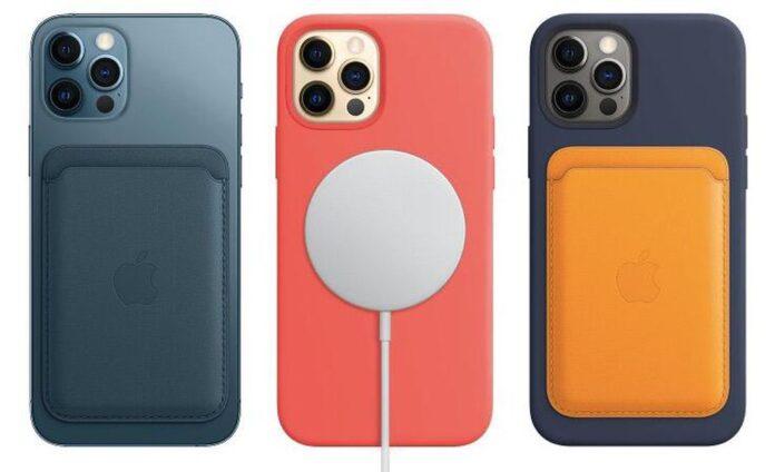 Ce pret au husele si portofelele cu MagSafe pentru iPhone 12 in Romania