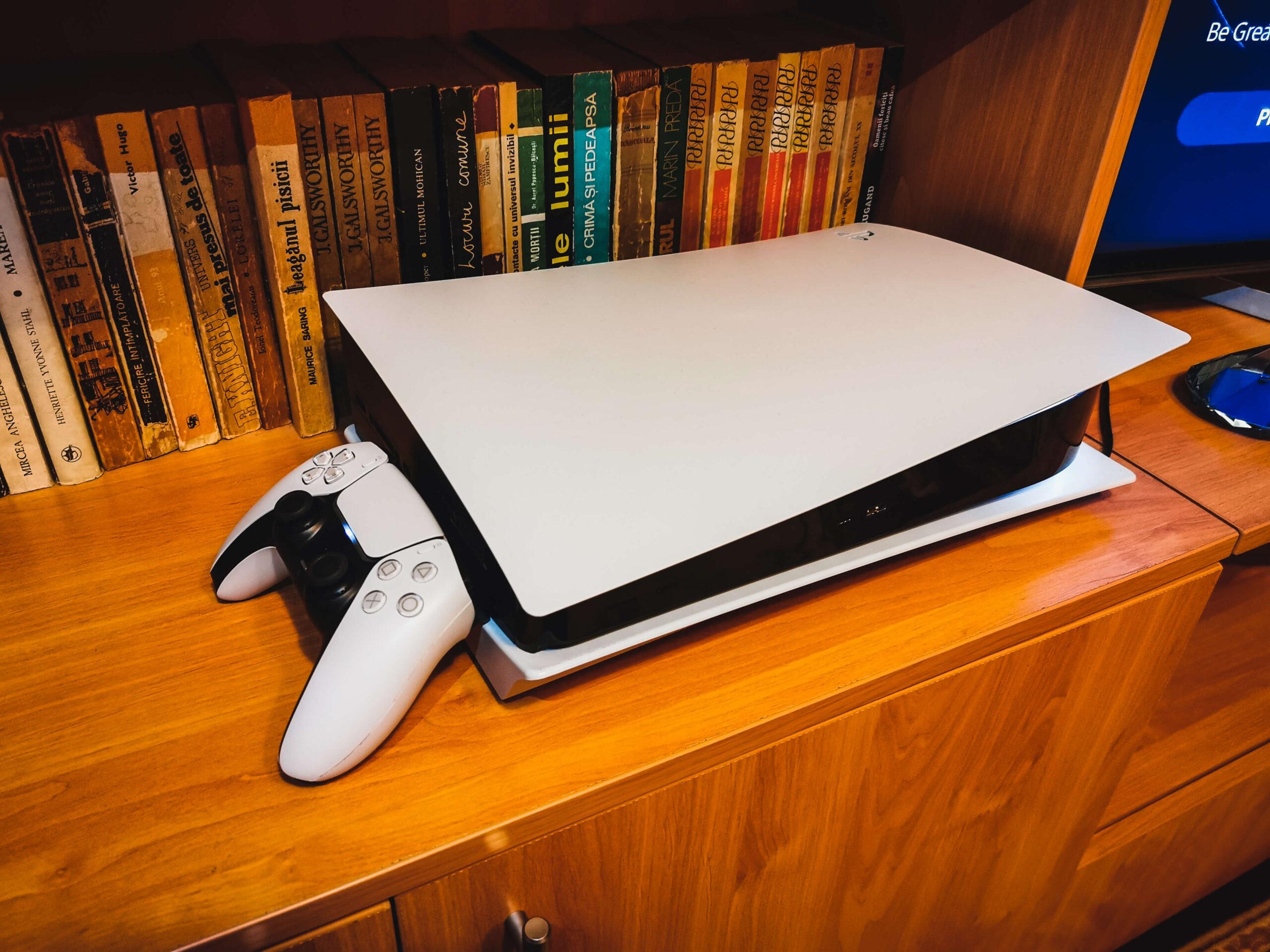 Sony PlayStation 5 Review Romana si Pareri 2