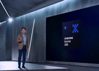 Samsung prezinta noul chipul Exynos 2100