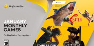 Jocuri gratuite PlayStation Plus Ianuarie 2020