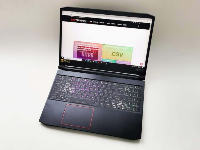 Acer Nitro 5 Review Romana si Pareri