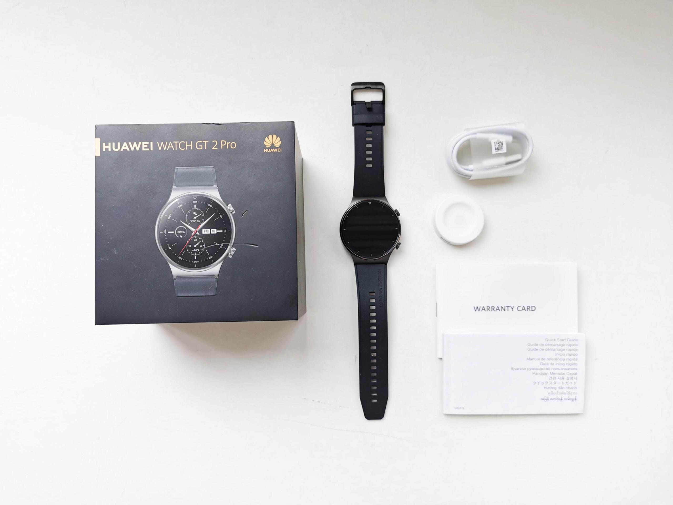 Huawei Watch GT 2 Pro Review Romana si Pareri - 5