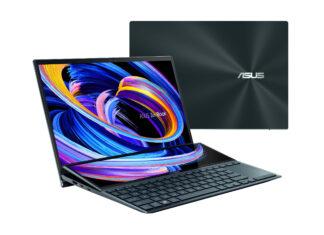 ASUS ZenBook Duo 14 UX482 este disponibil în România