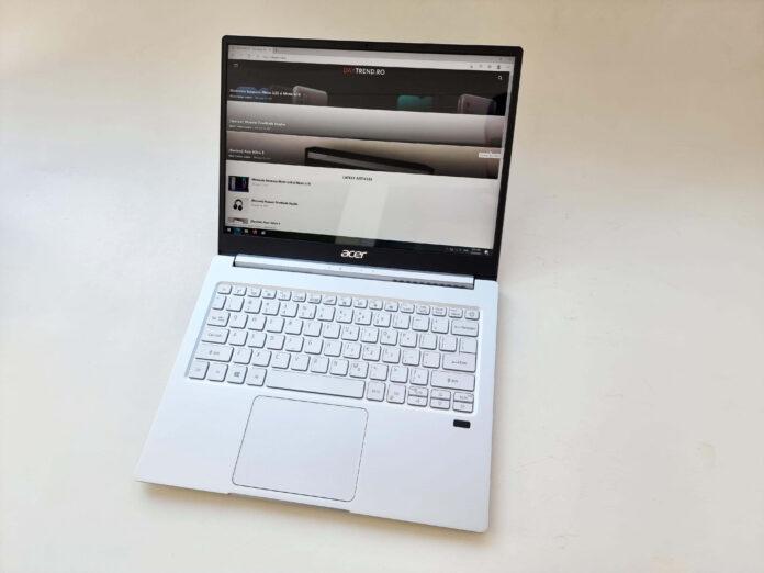 Acer Swift 3 Review Romana si Pareri