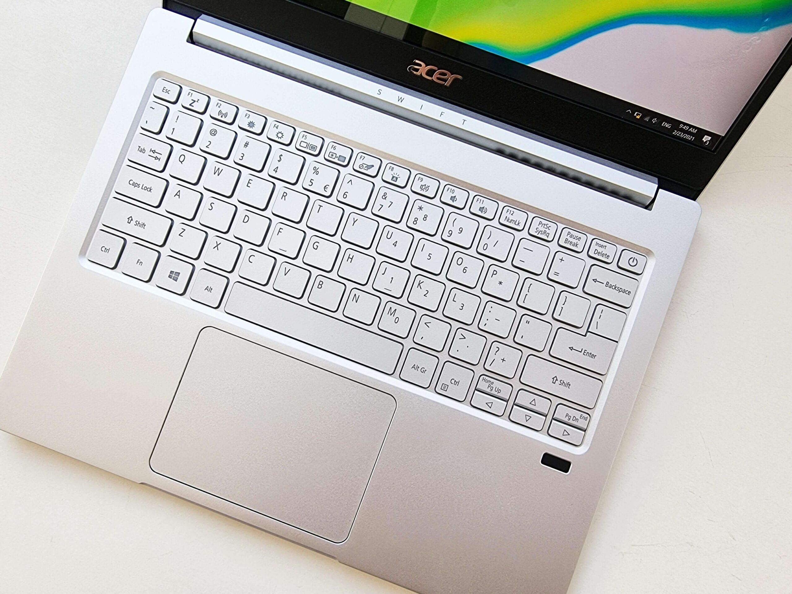 Acer Swift 3 Review Romana si Pareri - 2