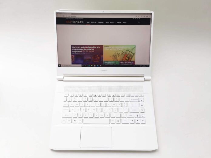 Acer ConceptD 7 Review Romana si Pareri